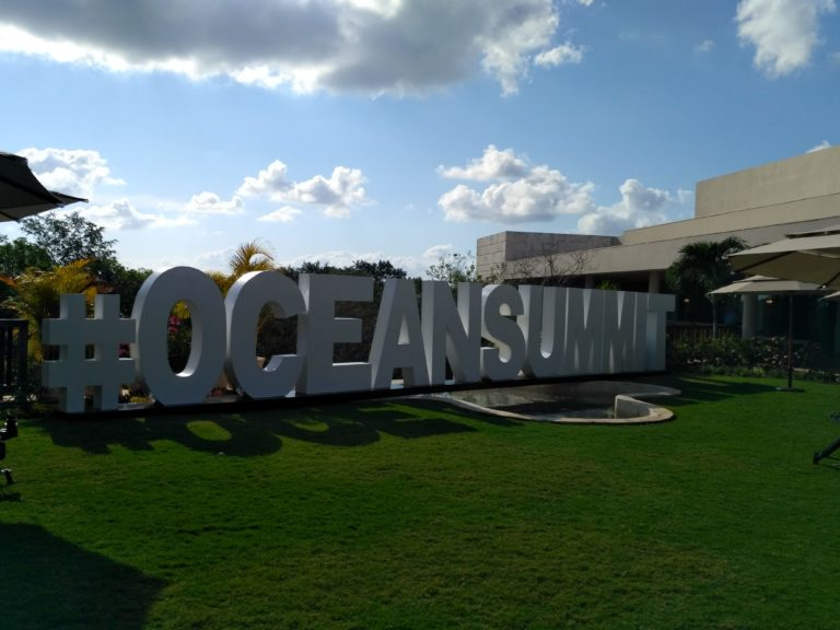 World Ocean Summit 2018 in Mexico (March 7th-9th, 2018)